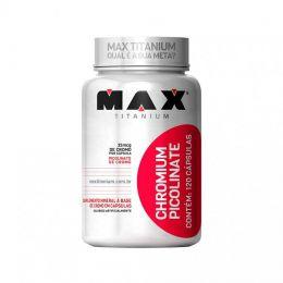 Chromium Picolinate (120 Caps) - max