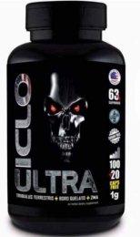Ciclo Ultra (Tribulus + Boro + Zma) 1000mg (120 caps)