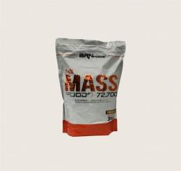 Size Mass - BRN Foods - Chocolate